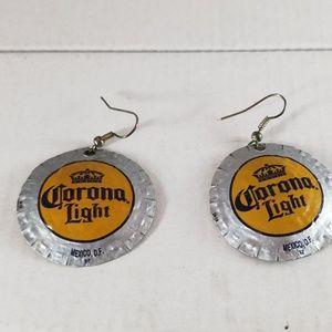 Corona Light Handmade earrings